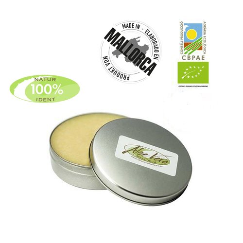 Body butter from Aloe Vera and Noni
